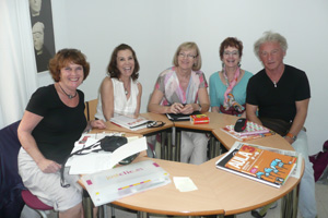 Learn Spanish with Club 50+ in Seville
