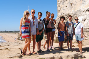 Summer Spanish Course for Young Students in Vejer